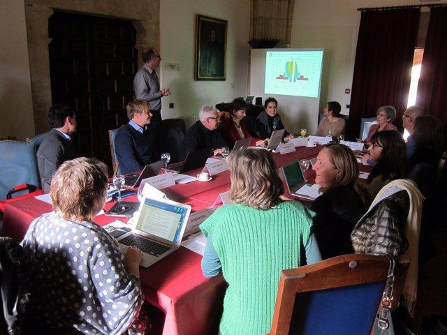 Reunión del Grupo Coimbra