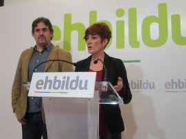 """EH Bildu critica que """"una trifulca termine con encarcelados"""" y defiende que las FCSE salgan de Navarra y Euskadi"""