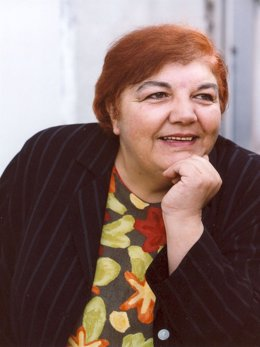 Actriz Dorotea Bárcena