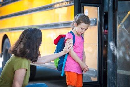 Niños inseguros: síntomas y causas