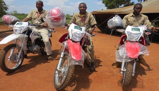 Proyecto 'Apoyo al Desarrollo Agrícola en la Provincia de Maputo'
