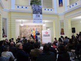 """Gallardo destaca a la Diputación de Badajoz como una """"aliada"""" en igualdad y contra la violencia de género"""