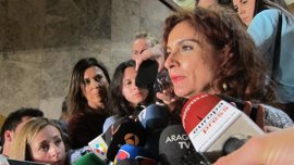 """Junta urge al Gobierno """"dejar los globos sonda"""" y trabajar para que España tenga PGE"""