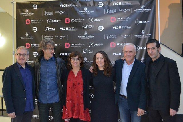 Presentación del festival DocsValència