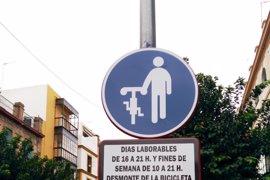 """IU Sevilla lamenta que Espadas """"limite el tráfico de bicicletas"""" por San Jacinto"""