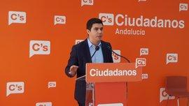 """C's pide """"valentía"""" al PP-A para respaldar la declaración institucional contra Cifuentes"""