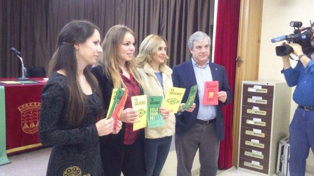 Conchira Ruiz y Rebeca Pérez presentan la campaña 'Te quiero.. Controlar'