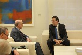 Temer invita a Rajoy a una próxima visita a Brasil