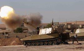EEUU bombardea un puente en Mosul limitando los movimientos de Estado Islámico en la ciudad