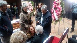 El presidente de Aragón transmite su pésame a la familia y amigos de José Iranzo