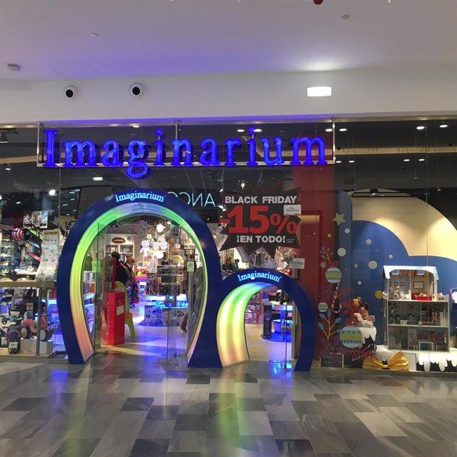 Tienda de Imaginarium en Rio Shopping