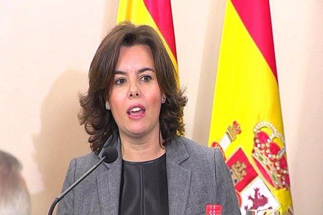 """Santamaría ofrece """"diálogo y consenso"""" al Govern"""
