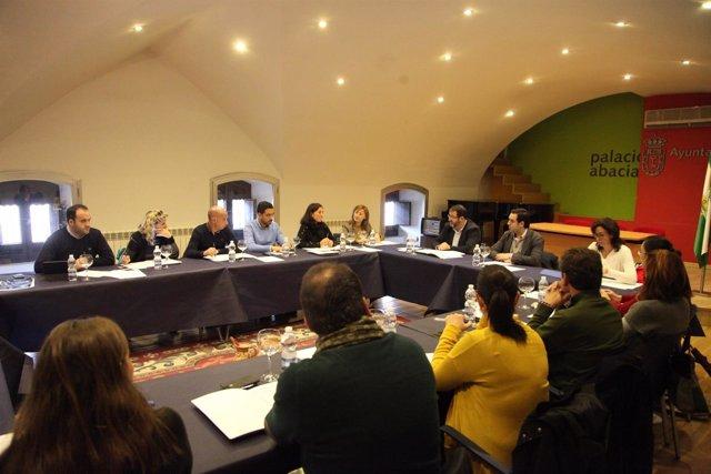 Reunión de la asamblea de la ruta Caminos de Pasión
