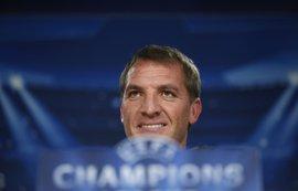 """Rodgers: """"Necesitamos suerte, rendir al máximo y que el portero pare"""""""