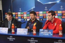 """Godín: """"No escondemos ese 'algo' especial que tenemos con la 'Champions'"""""""
