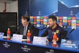 """Simeone: """"Jugamos a ganar desde hace cinco años"""""""
