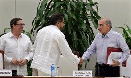 El Gobierno y las FARC fijan la firma del nuevo acuerdo para el jueves, 24 de noviembre