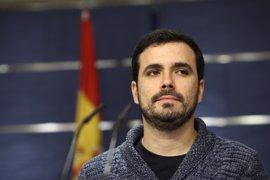 """Garzón traslada su pésame a la familia de Barberá: A pesar de """"los actos que cometió"""", hay que respetar a las personas"""