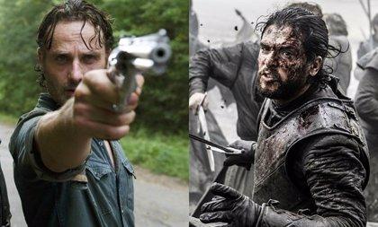 Filtrados los sueldos de las estrellas de Juego de Tronos y The Walking Dead