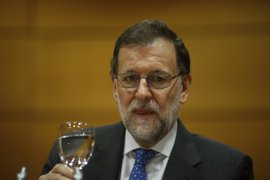 """Rajoy, """"enormemente apenado"""" por muerte de Barberá: """"Se hace muy duro esto"""""""