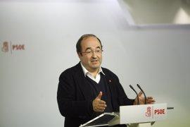 Iceta defiende la nación catalana dentro del Estado español, que es donde reside la soberanía