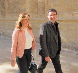 """Mario Jiménez: """"No está escrito"""" que sea incompatible presidir una CCAA y liderar el PSOE"""