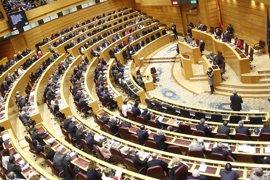 El Senado guarda un minuto de silencio por la muerte de Rita Barberá y suspende el Pleno