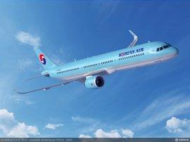 Korean Air conectará Seúl y Barcelona con un vuelo directo en abril de 2017