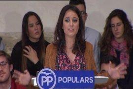 """Levy (PP) lamenta el fallecimiento de Rita Barberá: """"Fue una gran alcaldesa"""""""
