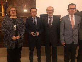 El Organismo Autónomo de Recaudación de Diputación de Badajoz, premiado por su gestión