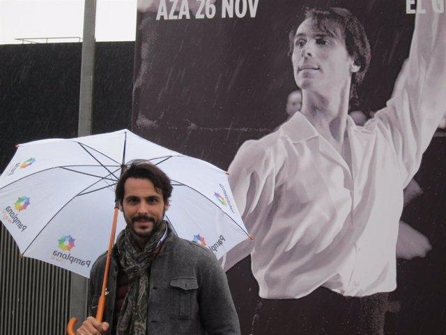 El bailarín Igor Yebra, protagonista de 'Zorba el griego'