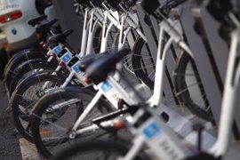 La EMT está buscando sponsor para insertar publicidad en las bicicletas de BiciMAD