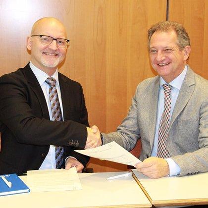 Boehringer Ingelheim y la Sociedad Española de Medicina Interna firman un acuerdo como socios estratégicos