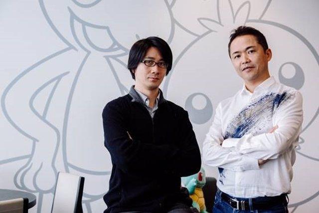 Los creadores de los videojuegos Pokémon