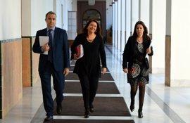 PP-A responde a C's que sus pretensiones no están recogidas en el Presupuesto andaluz