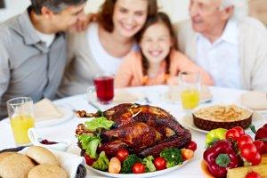 Valores del Día de Acción de Gracias