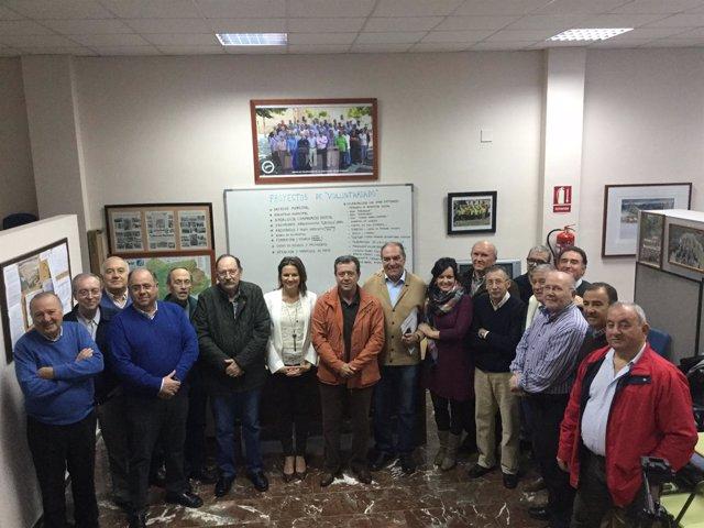 Premio Andaluz de Voluntariado 2016