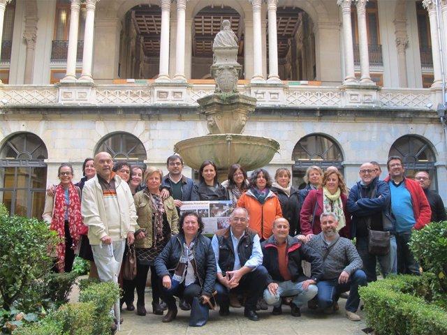 Presentación de la III Muestra Provincial de Teatro Aficionado de Jaén.