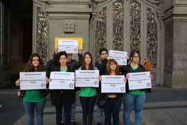 Sindicato de Estudiantes convoca mañana la segunda huelga del curso contra las 'reválidas'