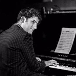 El pianista y compositor Albert Sanz