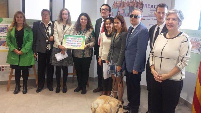 Cupones de la ONCE contra la violencia de género