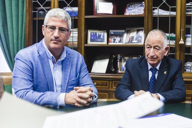 Diputación y Huércal de Almería cierran la actuación con un convenio.