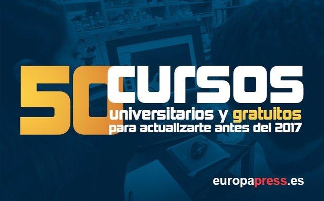 50 Cursos Universitarios Y Gratuitos Para Hacer Antes De 2017
