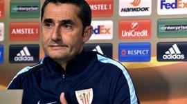 """Valverde: """"Se trata de estar clasificado"""""""