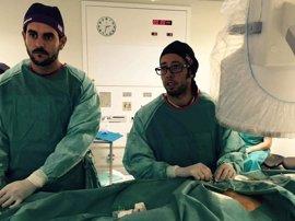 Andalucía.- Quirónsalud Marbella realiza un implante de válvula aórtica y endoprótesis en aorta abdominal