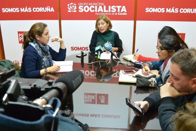 Enviamos Nota Psoe Rueda De Prensa Sobre Enmiendas Presupuestos 2016, Documento