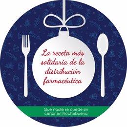 Campaña de receta solidaria de Fedifar