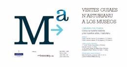 Programa de visitas en asturiano a los museos Arqueológico y Bellas Artes.