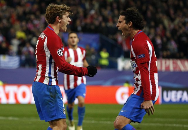 Atlético de Madrid - PSV Eindhoven