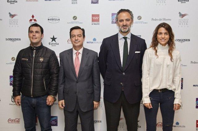 NP Presentación Oficial De La Cuarta Edición De Madrid Horse Week